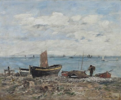 Boudin_rivage