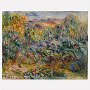 Pierre auguste renoir vks art for In their paintings the impressionists often focused on