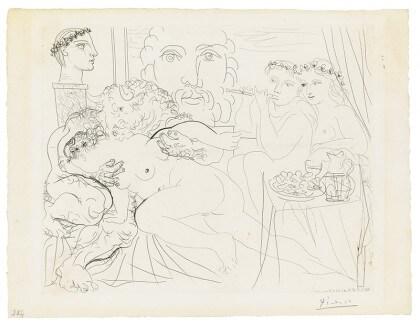 Picasso_femme