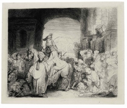 Rembrandt_mordecai