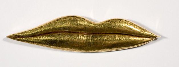 (Gold Lips)