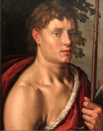 Goltzius Adonis